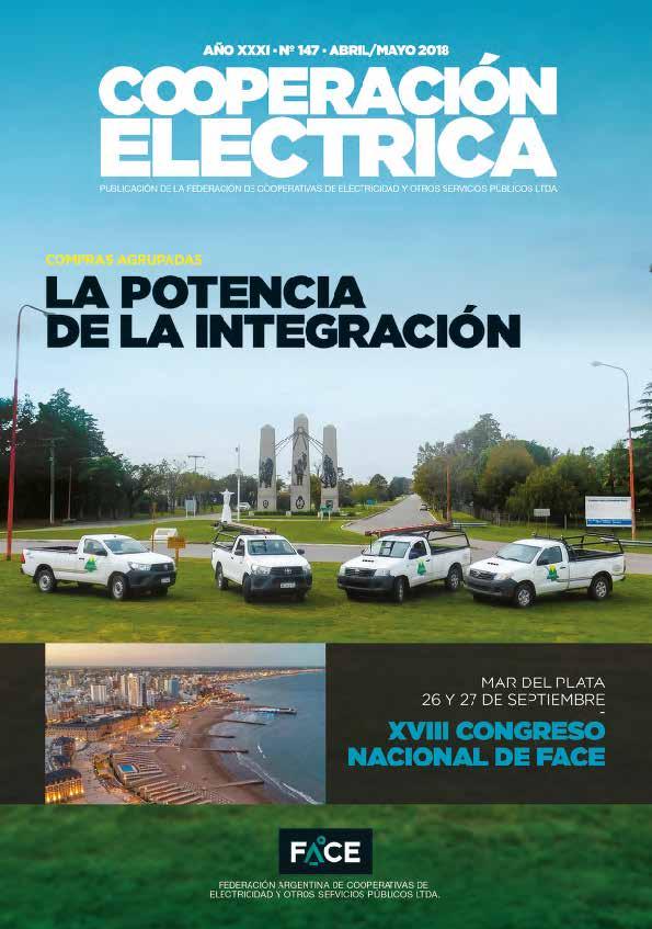 Revista Cooperación Eléctrica